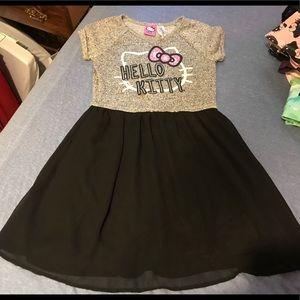 Hello Kitty girls dress size 7-8